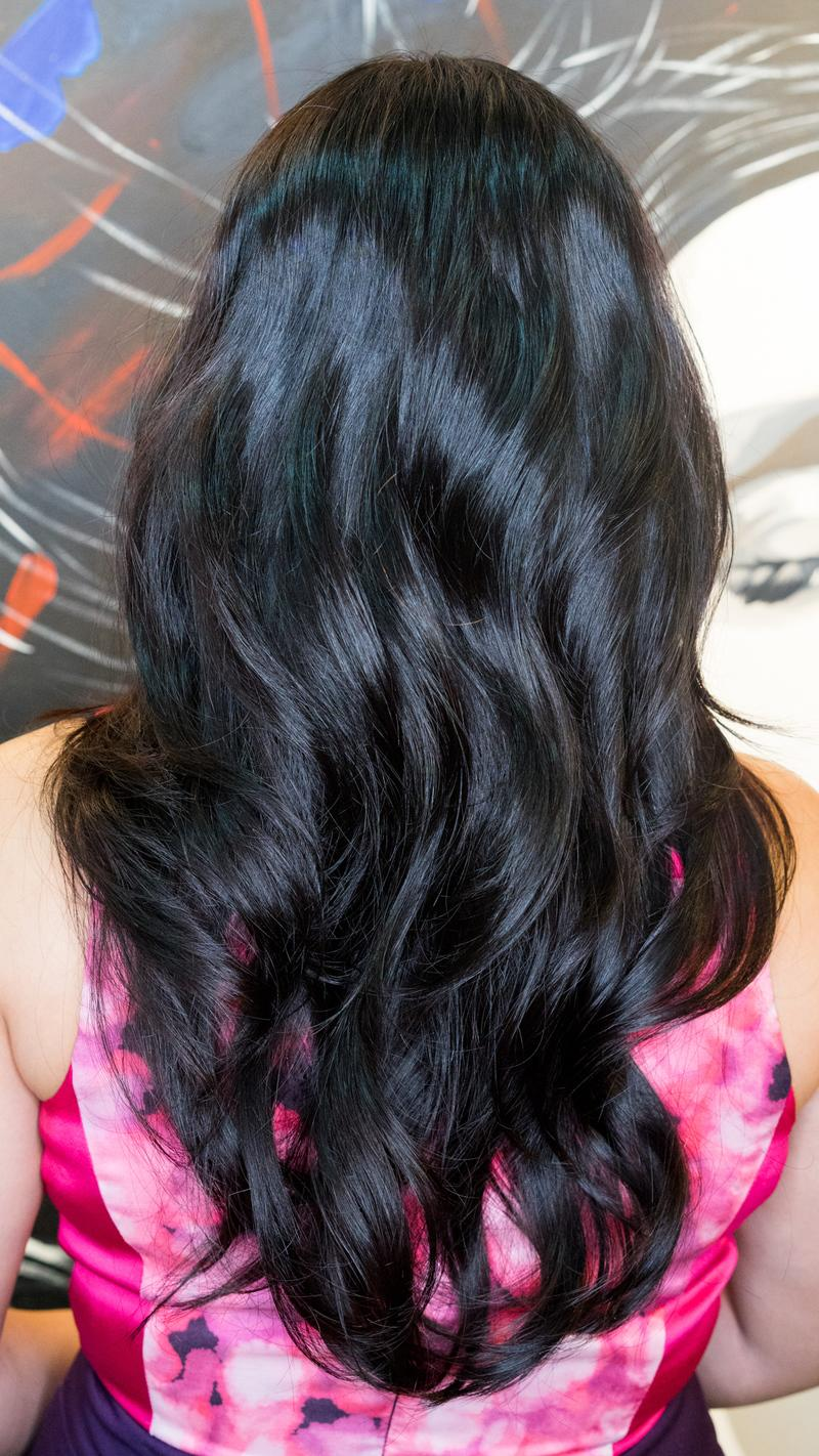 Straight hair perms pros and cons - Volume Perm By Picasso Hair Studio