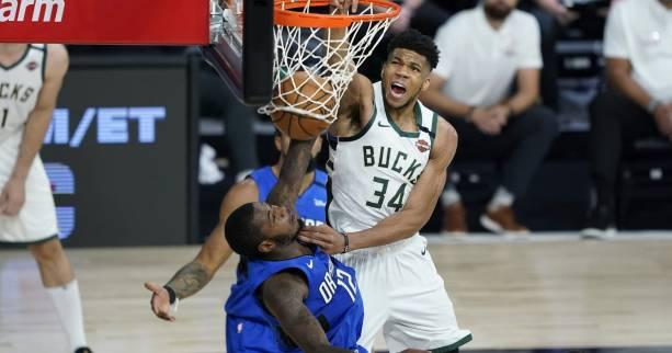 Basket - NBA - NBA : Milwaukee serre la vis face à Orlando