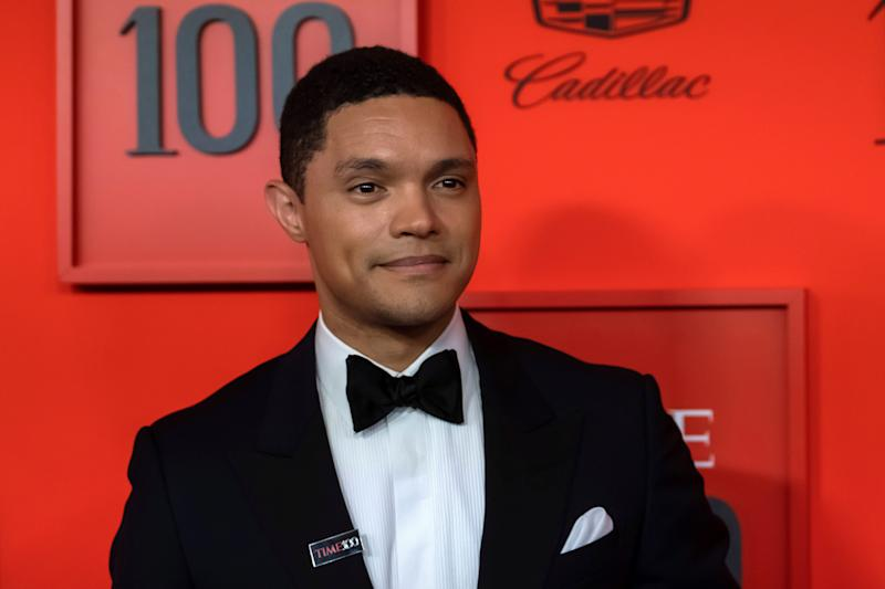 Trevor Noah attends the 2019 Time 100 Gala on April 23 in New York.