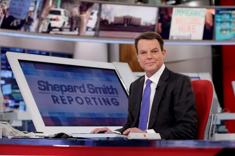 Shep Smith Departs as Fox News Anchor