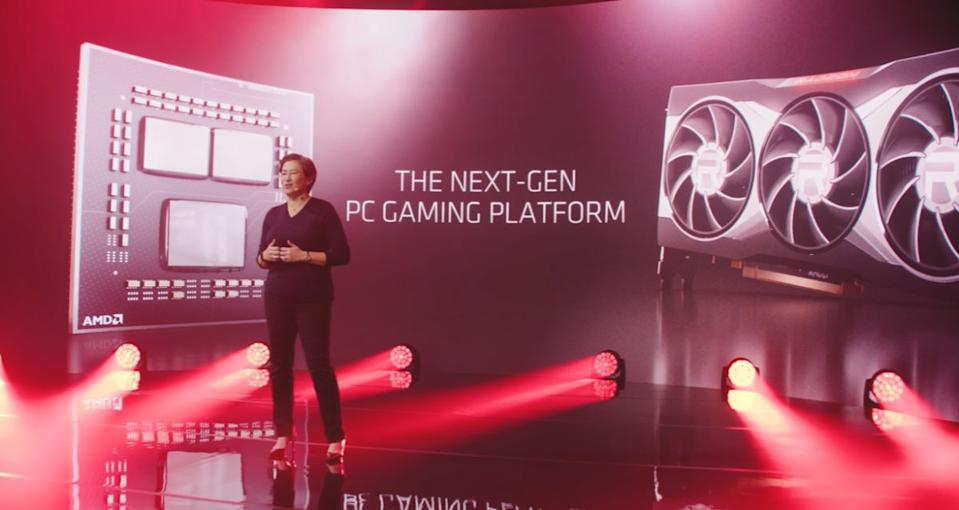 The Morning After Amd Teased Its Radeon 6000 Series Gpu