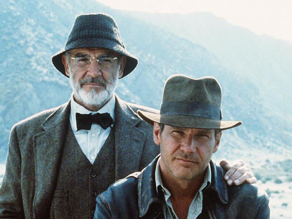 Sean Connery considered returning as Henry Jones Sr in 'Indiana Jones and the Kingdom of the Crystal Skull' (Rex)