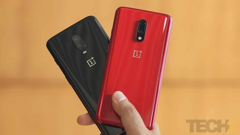OnePlus 7 Pro and OnePlus 7 start receiving OxygenOS 10 update based on Android 10