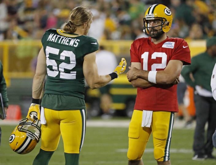 Packers GM shoots down idea of bringing back Clay Matthews