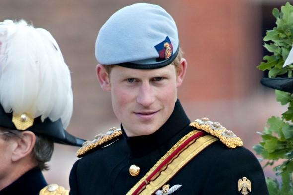 Prince Harry set for boys' weekend in Las Vegas during helicopter course