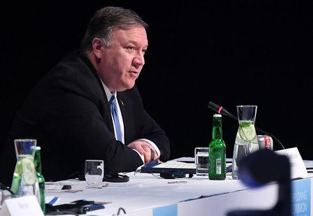 Pompeo meets Lavrov amid hope for improved US-Russia ties