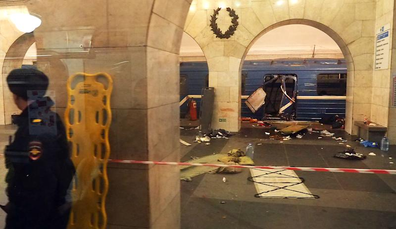 What to Know About the Deadly St. Petersburg Subway Explosion