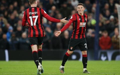 <span>Bournemouth's Harry Wilson has been in prolific form away from home</span> <span>Credit: GETTY IMAGES </span>