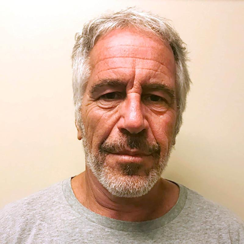 The convicted paedophile, Jeffrey Epstein, killed himself in US custody while awaiting trial for alleged sex trafficking earlier this month. - New York State Sex Offender Regi