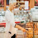 """<p>Hot bars at grocery stores might seem like a great option if you are on-the-go and need to grab quick meal, but those buffets add a not so pretty penny to your bill. According to The Daily Meal, because <a href=""""https://www.thedailymeal.com/cook/15-grocery-items-you-should-stop-buying-gallery/slide-9"""" rel=""""nofollow noopener"""" target=""""_blank"""" data-ylk=""""slk:hot bars make you pay by the pound"""" class=""""link rapid-noclick-resp"""">hot bars make you pay by the pound</a>, you often end up spending much more than you would if you had picked up something from the freezer aisle. And if you needed even more convincing, those buffet-style bars make it more likely for food-borne illnesses to develop. </p>"""