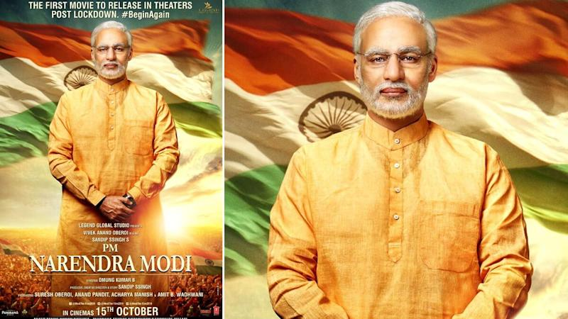 PM Narendra Modi Biopic: Vivek Oberoi Starrer To Re-Release In Theatres On October 15! First Movie To Hit The Big Screens Post Lockdown