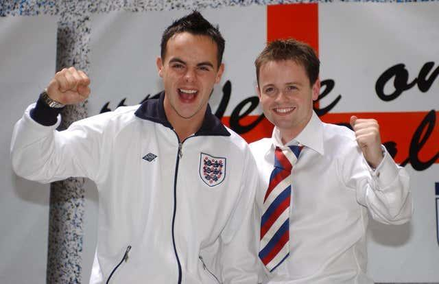 Ant and Dec World Cup song