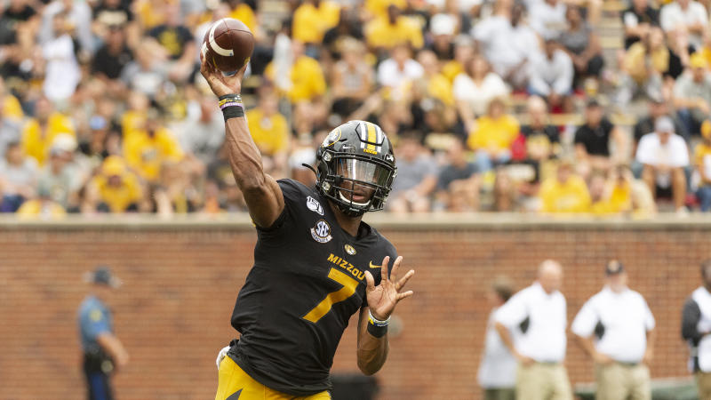 Missouri coach offers positive update on Kelly Bryant injury news