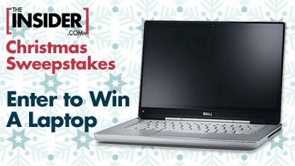Your Chance to Win a Dell Laptop