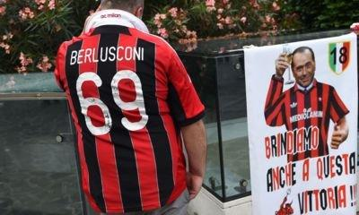 Berlusconi sells AC Milan football club to Chinese group