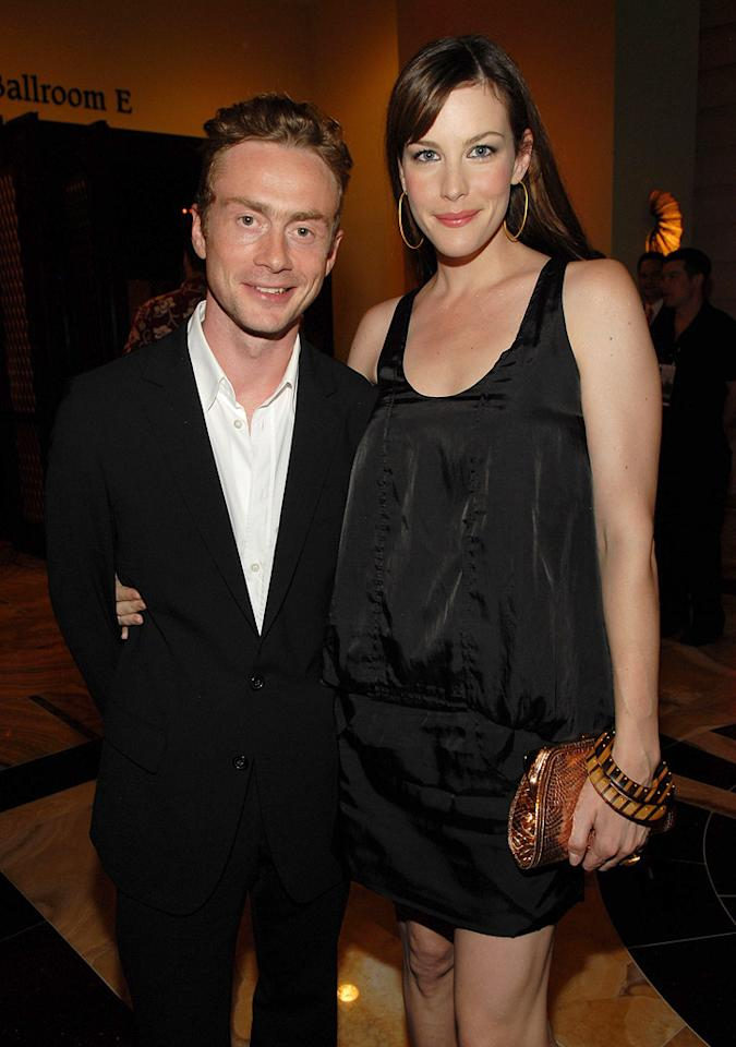 "Although Liv Tyler was quoted in 2004 as saying, ""I don't believe in divorce,"" she and her hubby, British rocker Royston Langdon, separated in May. They have one son named Milo. Kevin Mazur/<a href=""http://www.wireimage.com"" target=""new"">WireImage.com</a> - May 12, 2007"