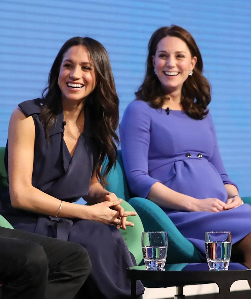 She's said to have a distaste for how many 'commoners' are joining the royal family. Meghan Markle will marry Prince Harry in May. Photo: Getty Images