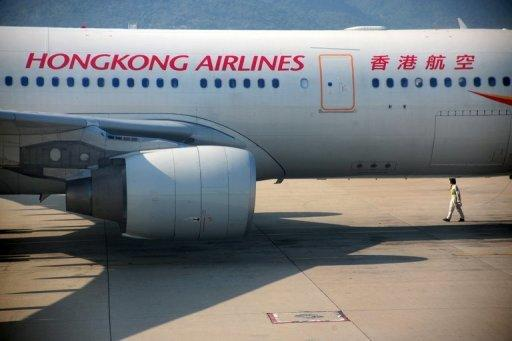 Hong Kong Airlines played down the impact on its business of an unprecedented aviation authority ban on expanding