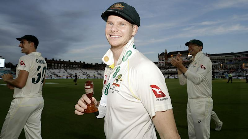 Smith refreshed after draining Ashes campaign