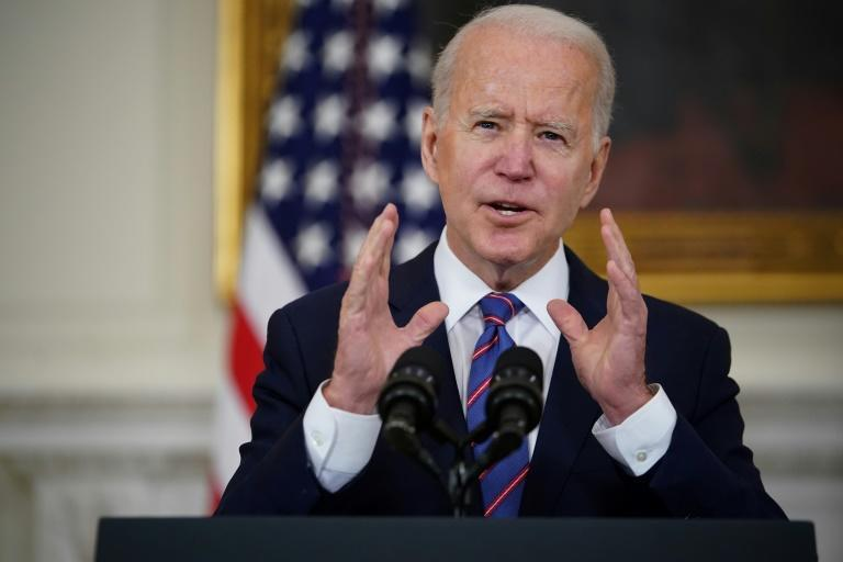 US President Joe Biden welcomed a strong jobs report for March 2021, and gave credit for the encouraging figures to his $1.9 trillion American Rescue Plan