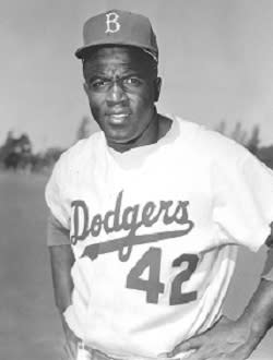 b58af9435 Untold Story of '42′: How Jackie Robinson Almost Didn't Play Baseball