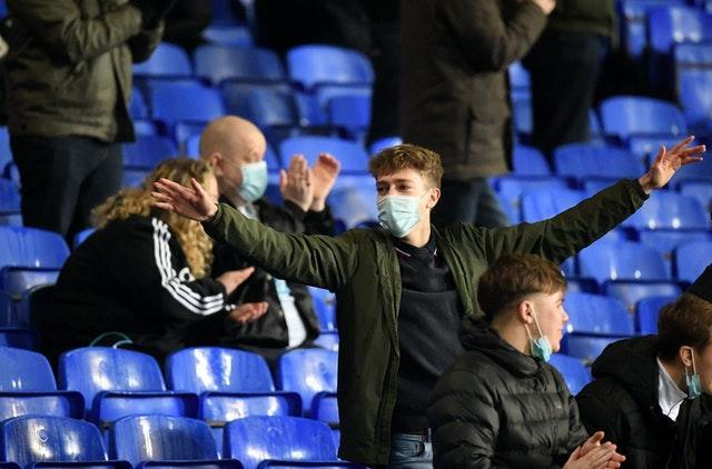 Ipswich fans can continue to watch their team at Portman Road