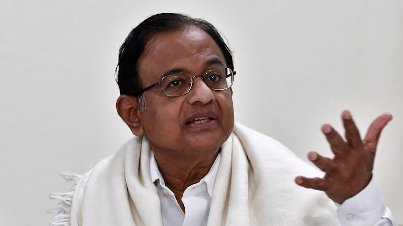 BJP Failed to Field Muslim Candidates in UP, Says P Chidambaram