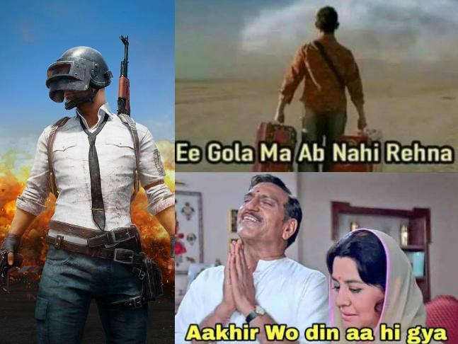 Indian government bans 118 Chinese apps including PUBG, netizens flood  Twitter with hilarious memes