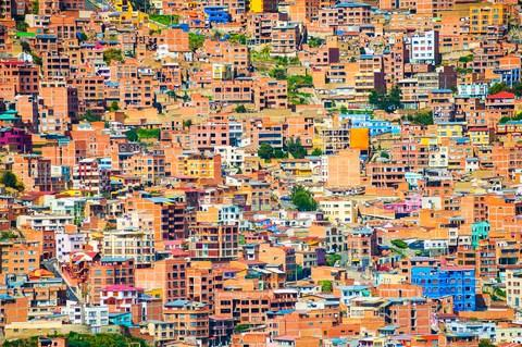 La Paz - Credit: GETTY