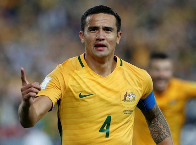 <p>Age: 38<br>Caps: 105<br>Position: Forward<br>Last seen at Millwall, Cahill redefines the word talisman for Australia, and at the age of 38 he will become part of a select group of players to feature at four World Cup finals. </p>