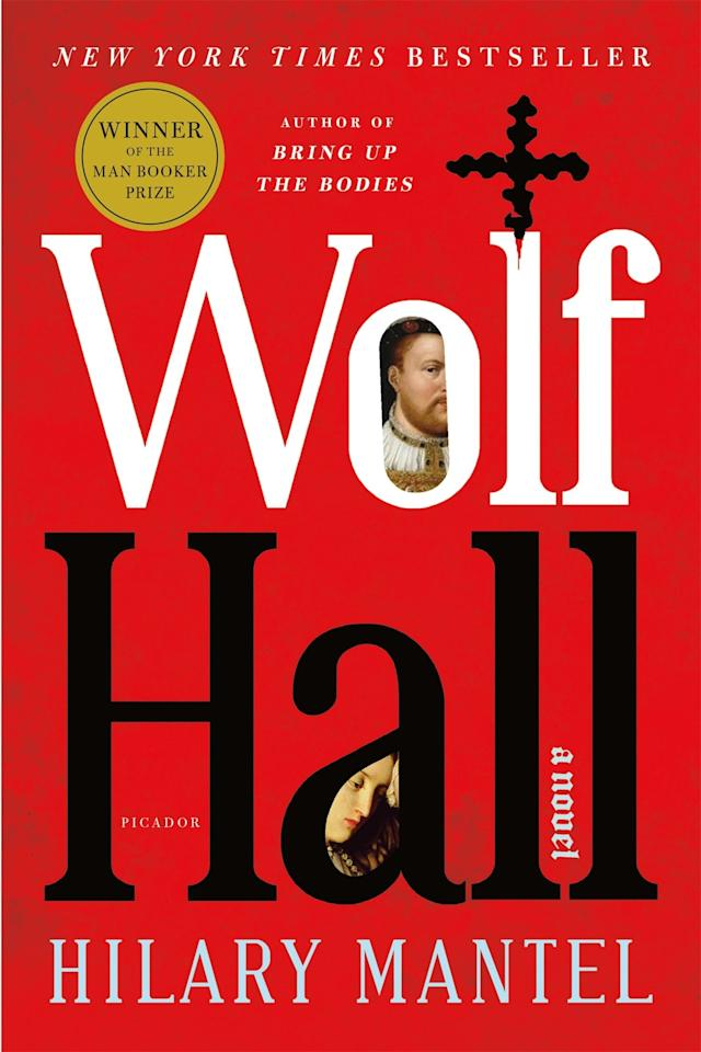 """<ul> <strong>What it's about:</strong> This fictionalized biography chronicles Thomas Cromwell's rise to power within Henry VIII's English court in the early 16th century.</ul> <p><a href=""""https://www.barnesandnoble.com/w/wolf-hall-hilary-mantel/1100356831?ean=9780312429980#/"""" target=""""_blank"""" class=""""ga-track"""" data-ga-category=""""Related"""" data-ga-label=""""https://www.barnesandnoble.com/w/wolf-hall-hilary-mantel/1100356831?ean=9780312429980#/"""" data-ga-action=""""In-Line Links""""><strong>Wolf Hall</strong> by Hilary Mantel</a> ($16, originally $18)</p>"""