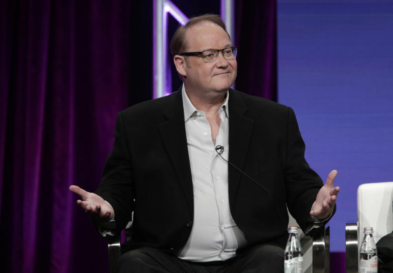 'Why Women Kill' creator and executive producer Marc Cherry at the TCA Summer Press Tour (Photo: Francis Specker/CBS Interactive, Inc.)