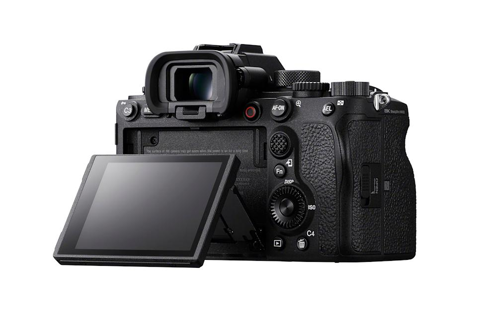Sony A1 flagship full-frame mirrorless camera