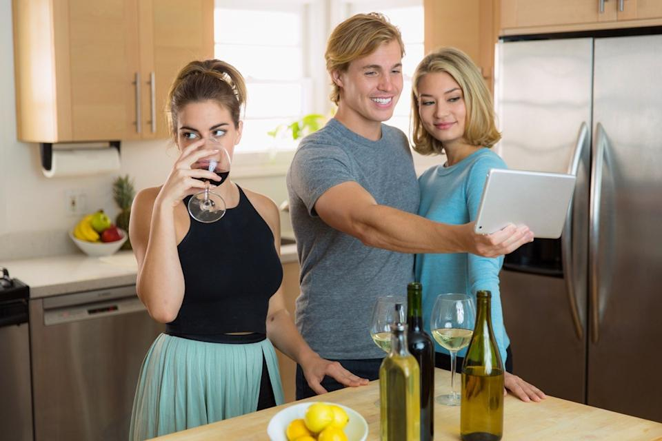Party Host is Annoyed with Her Guests BBQ Etiquette Mistakes