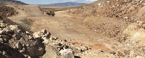 Photo of the Coyote Mine