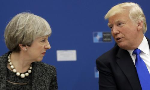 <p>The Guardian view on Donald Trump: bullies never respect sycophants | Editorial </p>