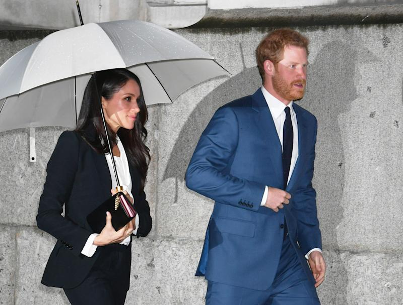 Meghan Markle and Prince Harry are getting married in May (Picture: PA)