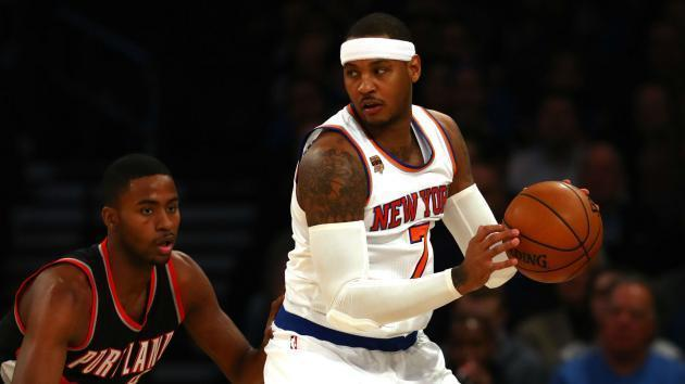 NBA trade rumors: Carmelo Anthony doesn't 'seem opposed' to playing with Trail Blazers