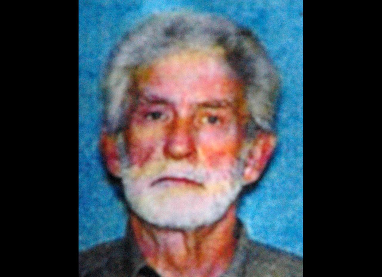 This photograph released by the Alabama Department of Public Safety shows Jimmy Lee Dykes, a 65-year-old retired truck driver officials identify as the suspect in a fatal shooting and hostage standoff in Midland City, Ala. (AP Photo/Alabama Department of Public Safety)
