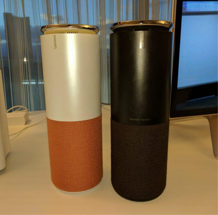lenovo 39 s smart assistant uses amazon 39 s alexa to control your home. Black Bedroom Furniture Sets. Home Design Ideas