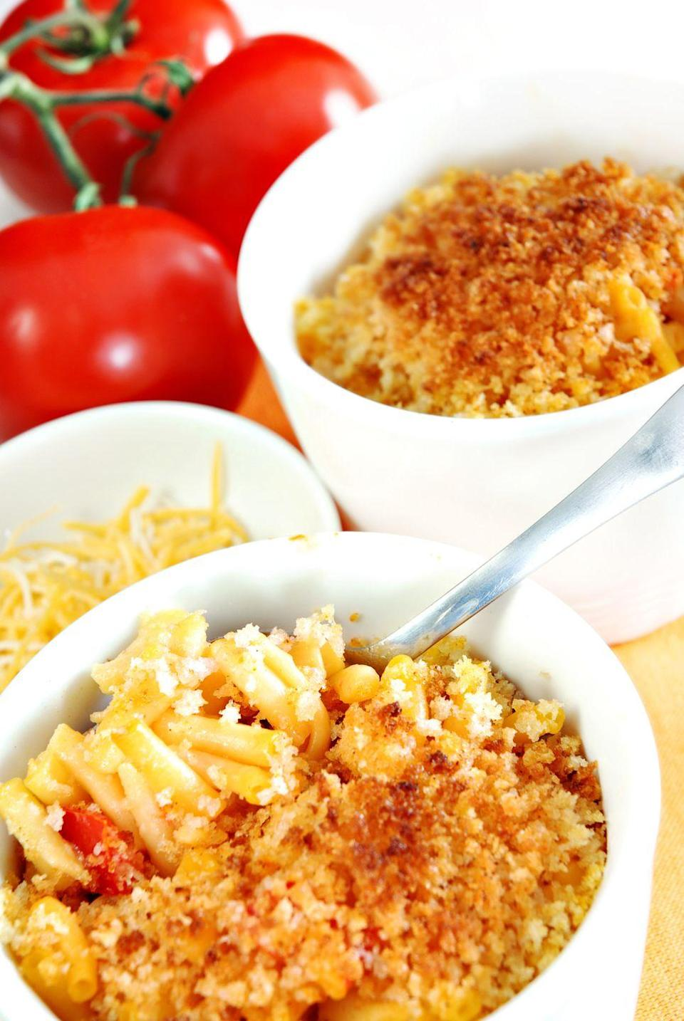 """<p><a href=""""https://www.delish.com/uk/cooking/recipes/a28830973/3-cheese-mac-recipe/"""" rel=""""nofollow noopener"""" target=""""_blank"""" data-ylk=""""slk:Mac 'n' cheese"""" class=""""link rapid-noclick-resp"""">Mac 'n' cheese</a>, of course!</p><p>More mac 'n' cheese recipes:</p><p><a href=""""https://www.delish.com/uk/cooking/recipes/a30992624/mac-and-cheese-pizza-bites-recipe/"""" rel=""""nofollow noopener"""" target=""""_blank"""" data-ylk=""""slk:Mac 'n' cheese pizza bites"""" class=""""link rapid-noclick-resp"""">Mac 'n' cheese pizza bites</a><br><a href=""""https://www.delish.com/uk/cooking/recipes/a30208327/reuben-mac-and-cheese-recipe/"""" rel=""""nofollow noopener"""" target=""""_blank"""" data-ylk=""""slk:Reuben mac 'n' cheese"""" class=""""link rapid-noclick-resp"""">Reuben mac 'n' cheese</a><a href=""""https://www.delish.com/uk/cooking/recipes/a30132099/keto-mac-and-cheese-recipe/"""" rel=""""nofollow noopener"""" target=""""_blank"""" data-ylk=""""slk:Keto mac 'n' cheese"""" class=""""link rapid-noclick-resp""""><br>Keto mac 'n' cheese</a><a href=""""https://www.delish.com/uk/cooking/recipes/a30992931/vegan-mac-and-cheese-recipe/"""" rel=""""nofollow noopener"""" target=""""_blank"""" data-ylk=""""slk:Best-ever vegan mac 'n' cheese"""" class=""""link rapid-noclick-resp""""><br>Best-ever vegan mac 'n' cheese</a><br><a href=""""https://www.delish.com/uk/cooking/recipes/a30992847/bacon-mac-and-cheese-recipe/"""" rel=""""nofollow noopener"""" target=""""_blank"""" data-ylk=""""slk:Fancy bacon mac 'n' cheese"""" class=""""link rapid-noclick-resp"""">Fancy bacon mac 'n' cheese</a><a href=""""https://www.delish.com/uk/cooking/a30724851/mac-and-cheese-lasagna-recipe/"""" rel=""""nofollow noopener"""" target=""""_blank"""" data-ylk=""""slk:Mac 'n' cheese lasagne"""" class=""""link rapid-noclick-resp""""><br>Mac 'n' cheese lasagne</a><a href=""""https://www.delish.com/uk/cooking/recipes/a28924211/italian-mac-n-cheese-recipe/"""" rel=""""nofollow noopener"""" target=""""_blank"""" data-ylk=""""slk:Italian mac 'n' cheese"""" class=""""link rapid-noclick-resp""""><br>Italian mac 'n' cheese</a><br></p>"""