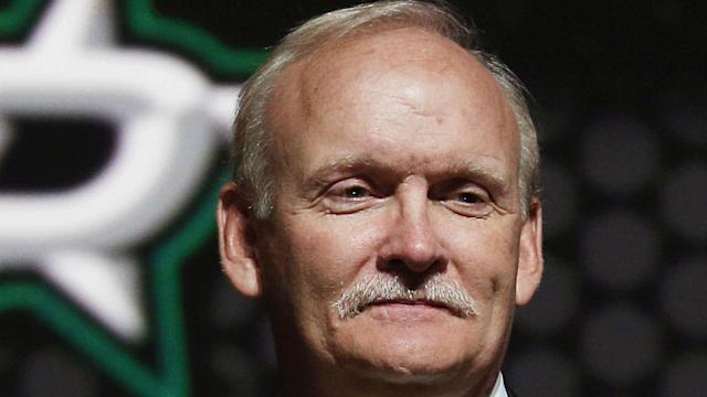 Lindy Ruff is out of a job after the Dallas Stars announced the head coach's departure in the NHL.