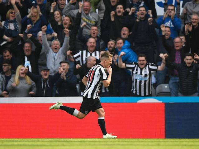 Matt Ritchie the hero as Newcastle add to Arsenal's away day woes