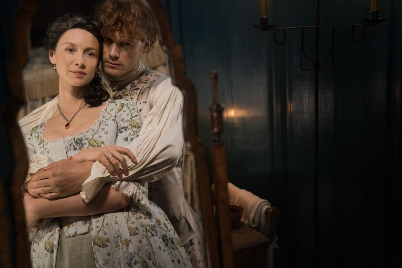 "<p>The breaks between seasons of <em>Outlander </em>(which fans have affectionately nicknamed the ""Droughtlander"")<em> </em>can be long. But there are only so many times you can <a href=""https://www.townandcountrymag.com/leisure/arts-and-culture/a25684861/outlander-book-9-diana-gabaldon-go-tell-the-bees-release-date/"" target=""_blank"">re-read Diana Gabaldon's books</a> and <a href=""https://www.townandcountrymag.com/leisure/arts-and-culture/a12187986/where-to-watch-stream-outlander-tv-series/"" target=""_blank"">re-watch past episodes of the television series</a>. Ahead of <a href=""https://www.townandcountrymag.com/leisure/arts-and-culture/a20648462/outlander-season-5/"" target=""_blank"">season five</a>, which is shooting right now, here are a few other TV shows <a href=""https://www.townandcountrymag.com/leisure/arts-and-culture/a13980812/who-are-sam-heughan-outlander-fans-heughans-heughligans/"" target=""_blank"">fans of <em>Outlander</em></a> are sure to enjoy.<em></em></p>"