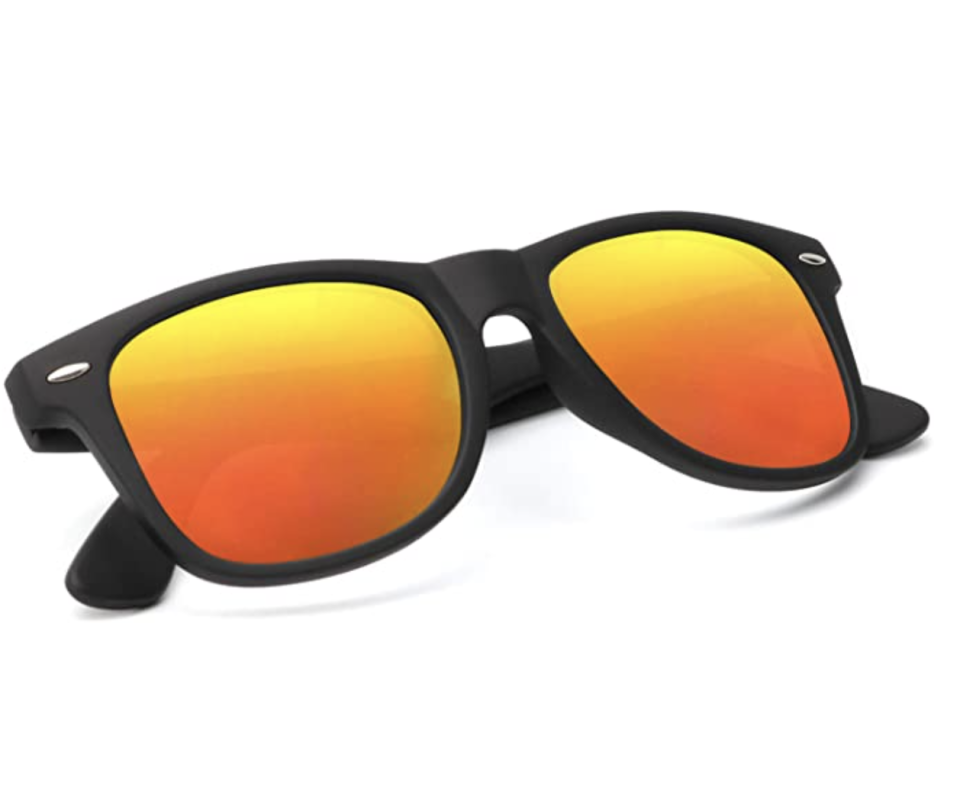 Kaliyadi Polarized Sunglasses are available on Amazon for as low as $17 per pair.