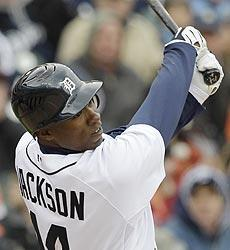 Austin Jackson could finish the season in BABIP company with Babe Ruth, Rogers Hornsby and Ty Cobb