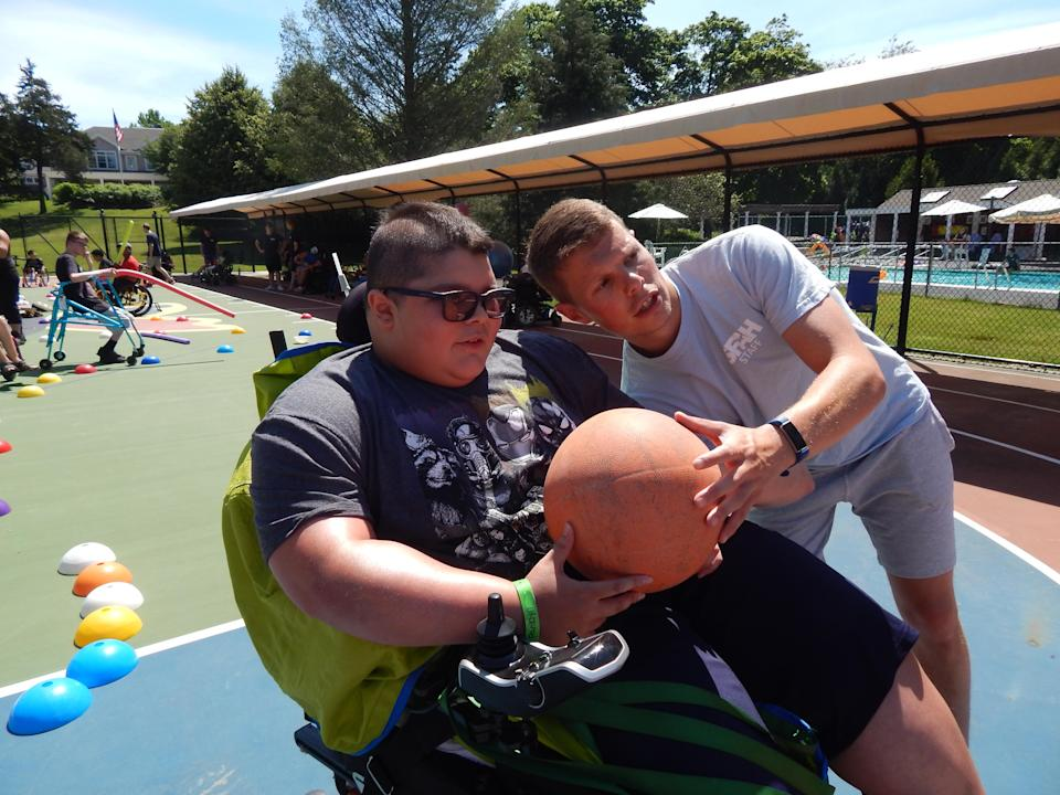 Southampton Fresh Air Home serves youth with physical disabilities and will not operate this summer. (Southampton Fresh Air Home)