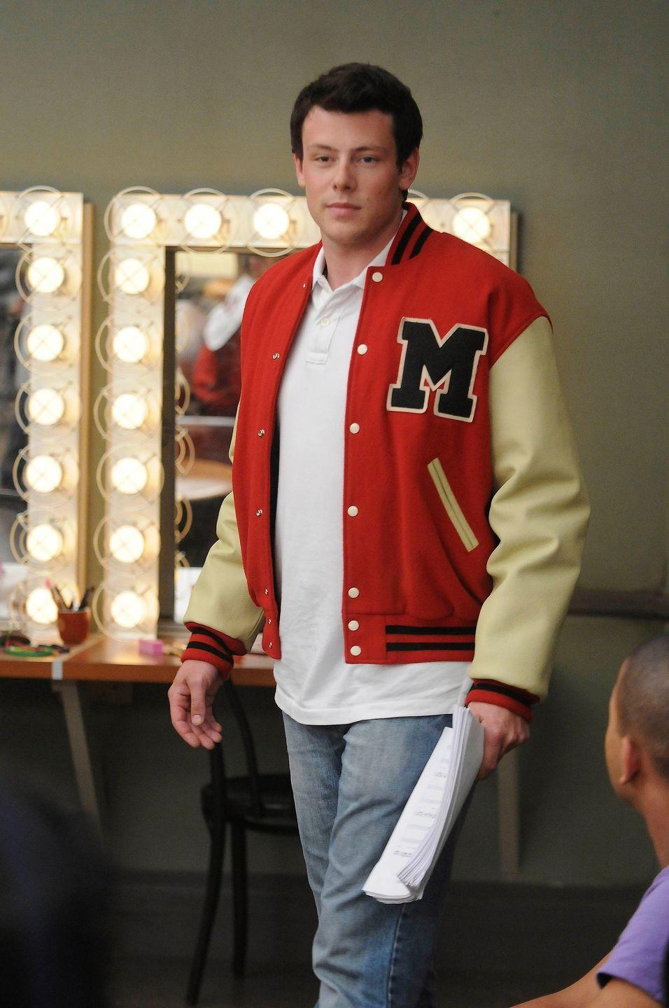 <p><strong>TV Show:</strong> <em>Glee</em></p><p>When <em>Glee </em>first premiered in 2009, Finn Hudson was the high school quarterback who found love singing in glee club. While filming the first season, Monteith was actually 27, a decade older than his character. </p>