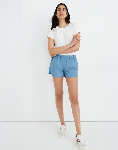 <p>These <span>Madewell Women's Pull-On Shorts</span> ($40) look polished, but are oh so comfortable.</p>