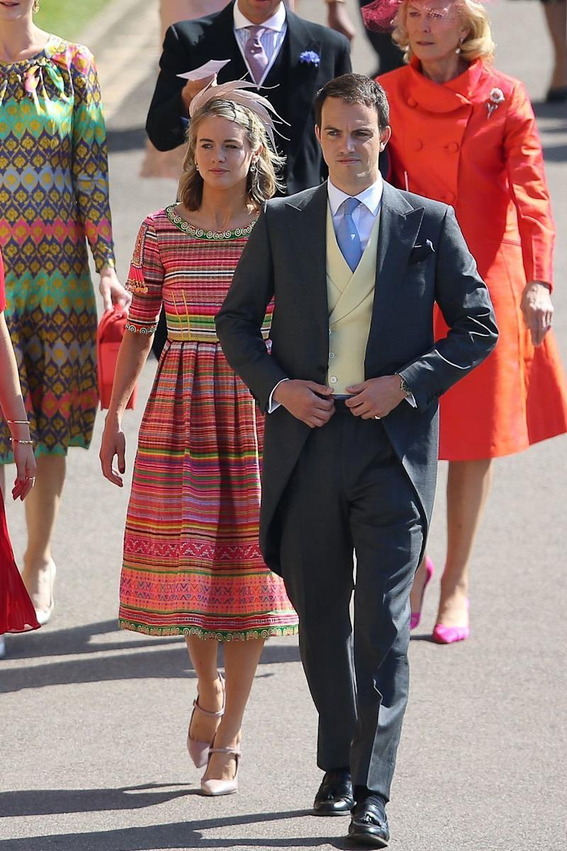 Before getting together with Meghan, Cressida was Prince Harry&rsquo;s most famous ex, who he met through his cousin, Princess Eugenie.<br /><br />The two dated on and off for a number of years, including a number of official royal engagements, and remained on good terms when they split in 2016. <br /><br />Reports suggested at the time that Cressida&rsquo;s struggle to cope with the scrutiny of being in the public eye that came along with dating such a famous figure was the reason for the break-up.<br /><br />She&rsquo;s now in a relationship with chartered surveyor Harry Wentworth-Stanley, both of whom are expected to attend the wedding of Princess Eugenie later on in 2018.
